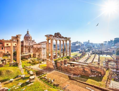 Buon Compleanno Roma !